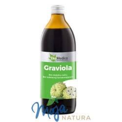 Sok z Gravioli 500ml EKAMEDICA
