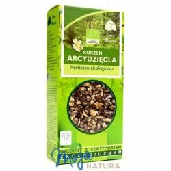 Arcydzięgiel korzeń Eko herbatka ekologiczna 100g DARY NATURY