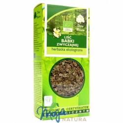 Babka zwyczajna liść herbatka ekologiczna 50g DARY NATURY