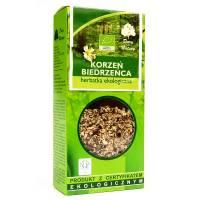 Biedrzeniec korzeń herbatka ekologiczna 25g DARY NATURY