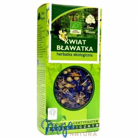 Bławatek kwiat herbatka 25g DARY NATURY