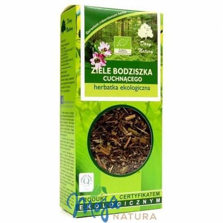 Bodziszek cuchnący ziele herbatka ekologiczna 25g DARY NATURY