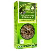 Czernica liść herbatka ekologiczna 50g DARY NATURY