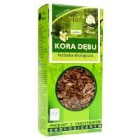 Dąb kora herbatka ekologiczna 100g DARY NATURY