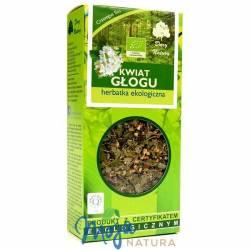 Głóg kwiat herbatka ekologiczna 50g DARY NATURY