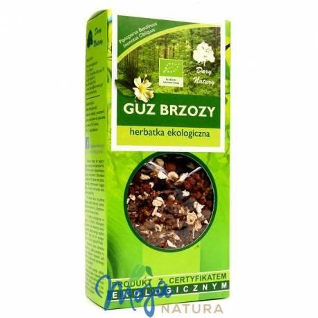 Guz brzozy herbatka ekologiczna 50g DARY NATURY