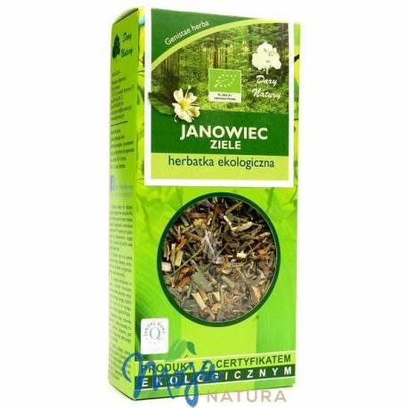 Janowiec ziele herbatka ekologiczna 25g DARY NATURY
