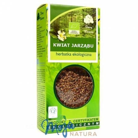 Jarząb kwiat herbatka ekologiczna 25g DARY NATURY