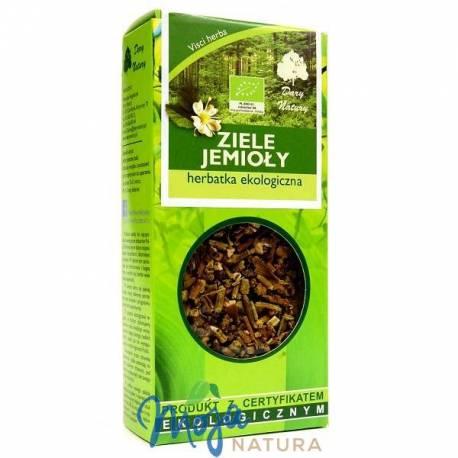 Jemioła ziele herbatka ekologiczna 50g DARY NATURY