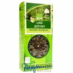 Jeżyna liść herbatka ekologiczna 25g DARY NATURY