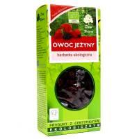 Jeżyna owoc herbatka ekologiczna 100g DARY NATURY