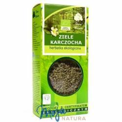 Karczoch ziele herbatka ekologiczna 50g DARY NATURY