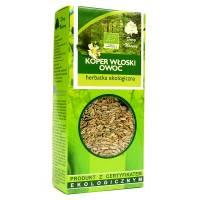 Koper włoski owoc herbatka ekologiczna 50g DARY NATURY