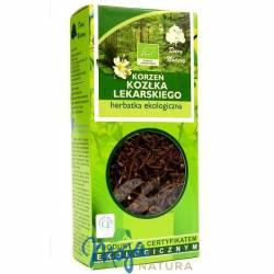 Kozłek lekarski korzeń herbatka ekologiczna 100g DARY NATURY