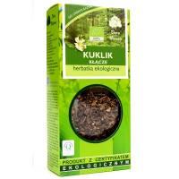 Kuklik kłącze herbatka ekologiczna 25g DARY NATURY
