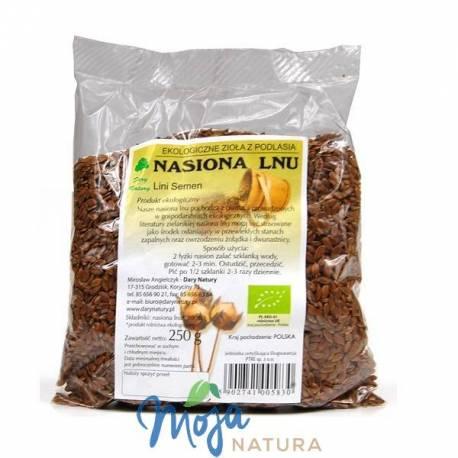 Len nasiona 250g DARY NATURY