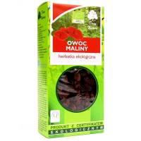 Malina owoc herbatka ekologiczna 50g DARY NATURY