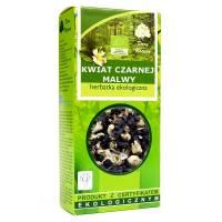 Malwa czarna kwiat herbatka ekologiczna 25g DARY NATURY