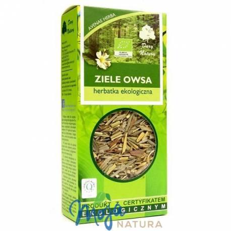Owies ziele herbatka ekologiczna 40g DARY NATURY