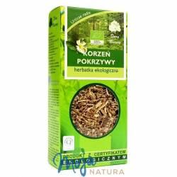 Pokrzywa korzeń herbatka ekologiczna 50g DARY NATURY