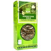 Serdecznik ziele herbatka ekologiczna 50g DARY NATURY
