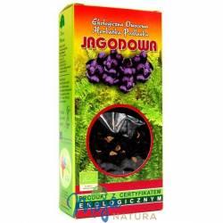 Jagodowa herbatka 50g DARY NATURY
