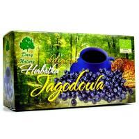 Jagodowa herbatka 60g DARY NATURY