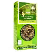 Przy cukrzycy Eko herbatka 50g DARY NATURY