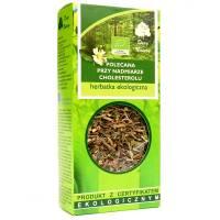Przy nadmiarze cholesterolu Eko herbatka 50g DARY NATURY