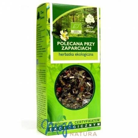 Przy zaparciach herbatka 50g DARY NATURY