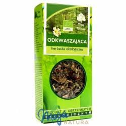 Odkwaszająca herbatka EKO 50g DARY NATURY