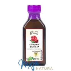 Olej z pestek granatu zimno tłoczony 100ml OLVITA