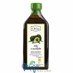 Olej z awokado zimno tłoczony 250ml OLVITA