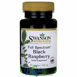 Full Spectrum Black Raspberry 425mg 60kaps SWANSON