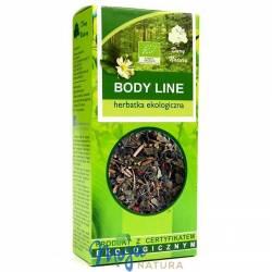 Herbatka BODY LINE EKO 50g DARY NATURY
