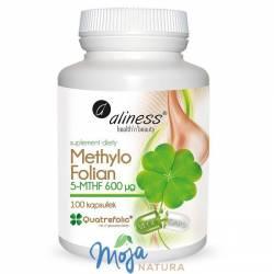 Methylo Folian 5-MTHF 600 µg 100kaps MEDICALINE
