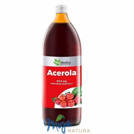 Acerola sok 1000ml EKAMEDICA