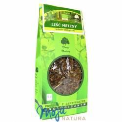 Melisa liść herbatka ekologiczna 100g DARY NATURY