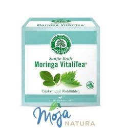 Herbatka Moringa VitaliTea BIO 24g LEBENSBAUM