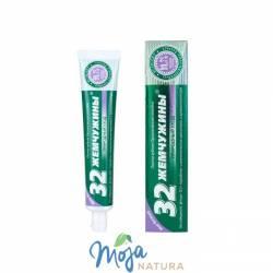 Pasta do zębów bez Fluoru 32 Perły z Lukrecją 100g MODUM