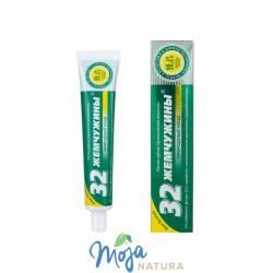 Pasta do zębów bez Fluoru 32 Perły z Rumiankiem 100g MODUM