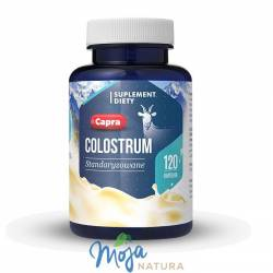 Capra Colostrum 120kaps HEPATICA