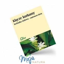 Kurkuma kłącze herbatka ziołowa 100g FLOS