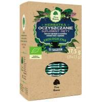 Herbatka Oczyszczanie EKO 25x1,5g DARY NATURY