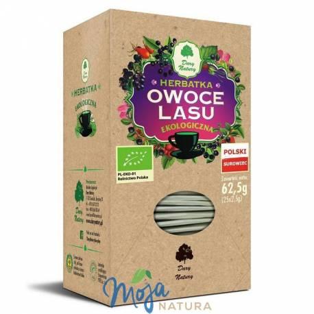 Owoce Lasu Eko herbatka 40g DARY NATURY