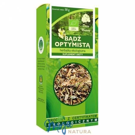 Bądź Optymistą herbatka EKO 50g DARY NATURY