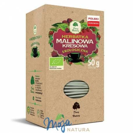 Malinowa Kresowa Herbatka EKO 50g DARY NATURY