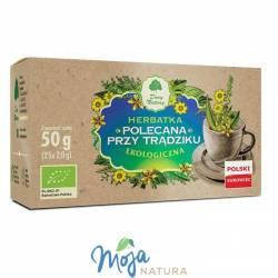 Polecana przy Trądziku Herbatka EKO 50g DARY NATURY