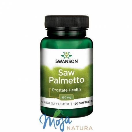 Saw Palmetto extract 120kaps SWANSON