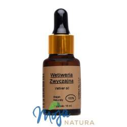 Naturalny olejek Wetiweria Zwyczajna (Vetiver oil) 10ml BIOMIKA